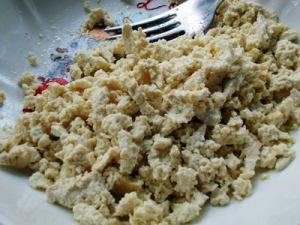 tofu sbriciolato