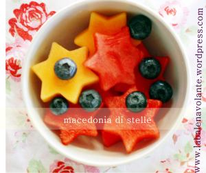 macedonia di stelle