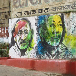 gandhi_e_Mandela_Varanasi